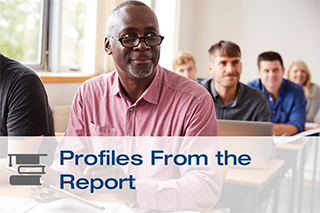 Profiles from the Report