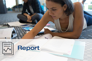 Report cover image for A Mind at Work: Maximizing the Relationship Between Mindset and Student Success