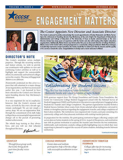 Engagement Matters Volume 11 Issue 2