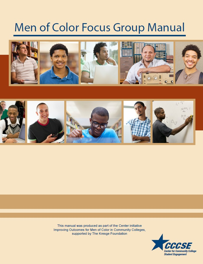Men of Color Focus Group Manual