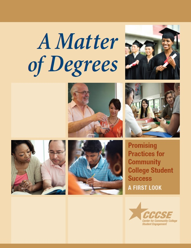 Matter_of_Degrees: Promising Practices for Community College 
