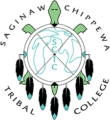 Saginaw Chippewa Tribal College logo